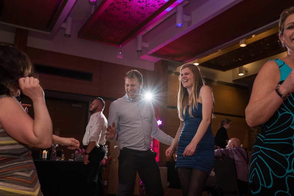 Calgary Zoo Enmax Conservatory Wedding DJ