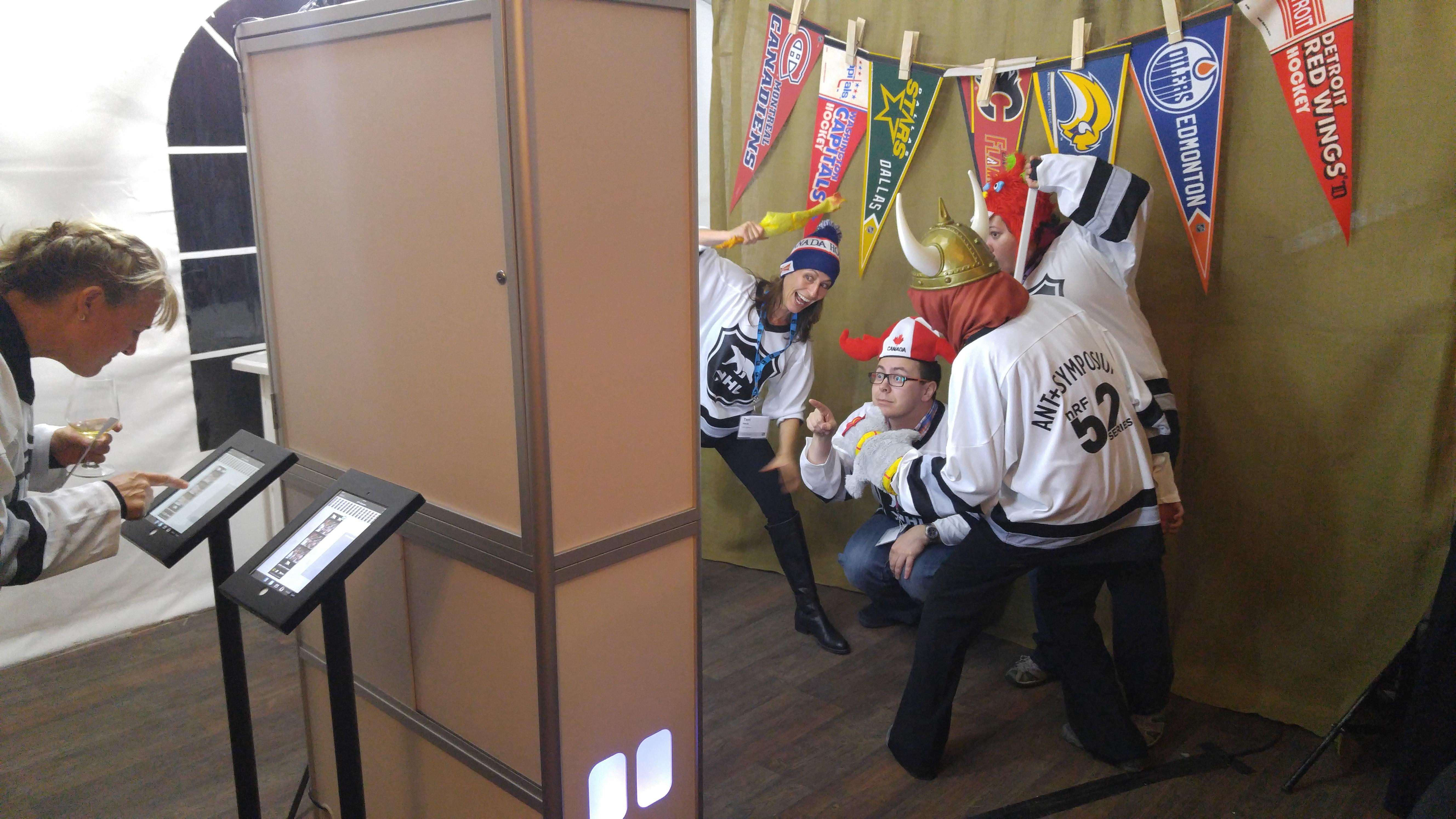Open Photo Booth Calgary