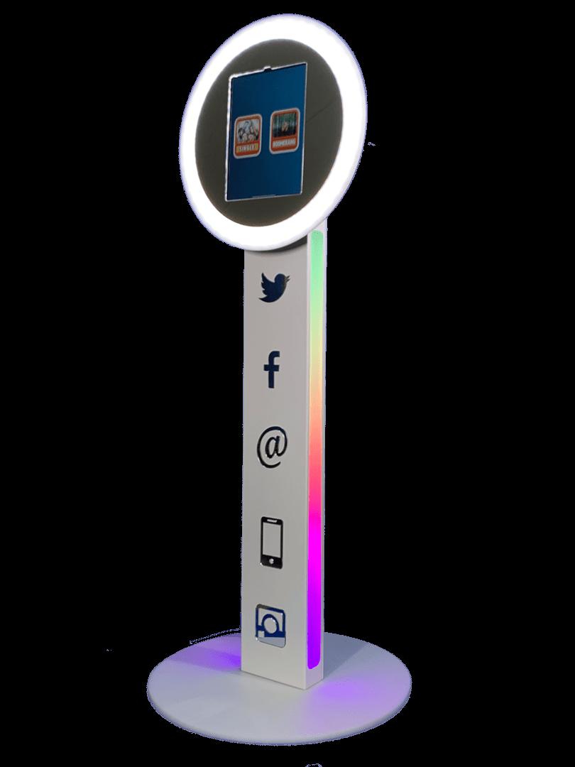 Social Media Booth
