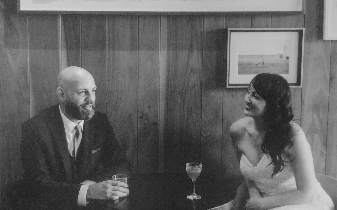 Brad & Liz – Ceili's Downtown Calgary Wedding