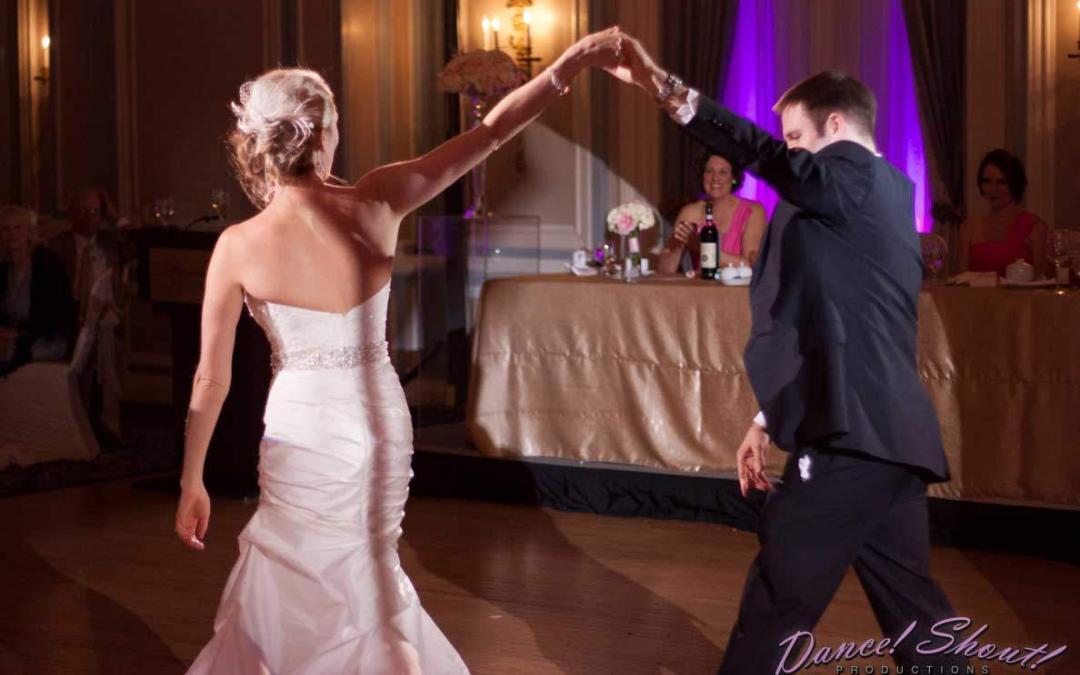 Trevor & Nicola – Fairmont Palliser Hotel Wedding