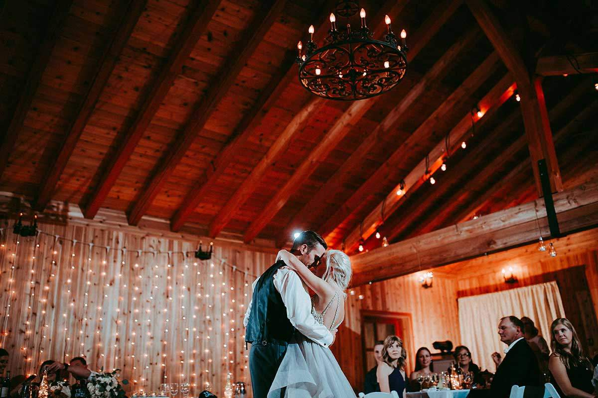 Cherry Creek Estate Wedding DJ