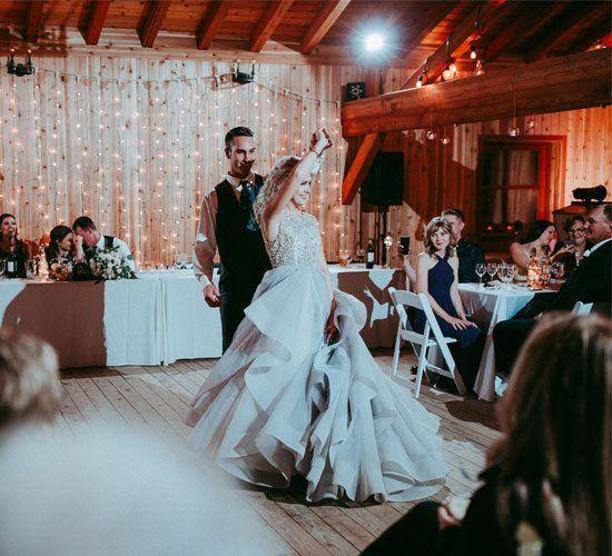 Canmore Wedding DJ Iron Goat